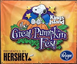 Ohio Pumpkin Festival by Kings Island The Great Pumpkin Fest Yours And Mine Are Ours