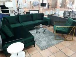 sofa velour wohnzimmer ebay kleinanzeigen