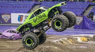 Free Monster Jam Monster Truck Displays Around El Paso