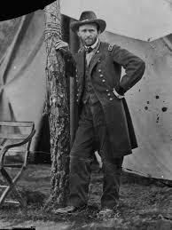 A Very Weird Photo Of Ulysses S Grant