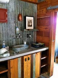 Rustic Guest Bathroom Ideas