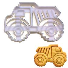 100 Dump Truck Cookie Cutter Amazoncom Cookie Cutter 1 Pc Ideal For Young Truck