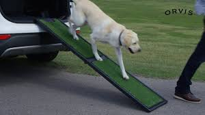 100 Dog Truck Ramp ORVIS Natural Step Portable Car YouTube