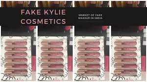 Fake Kylie Jenner Cosmetics LIpsticks (Kristen And Exposed ...