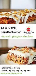karotten apfel kuchen low carb choose your level