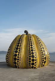 Yayoi Kusama Pumpkin Sculpture by How The Benesse Art Site Naoshima Revitalized Japanese Islands