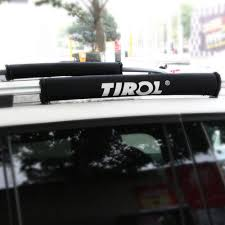 100 Glass Packs For Trucks Soft Car Roof Rack Cover Universal Roof Rack Protector Ski