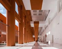 100 Ricardo Bofill Mohammed VI Polytechnic University Taller