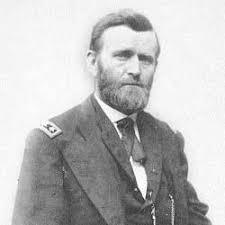 Grant Born Hiram Ulysses