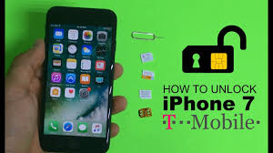 How To Unlock iPhone 7 from T Mobile to any carrier
