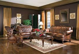 Dark Brown Sofa Living Room Ideas by Paint Colors With Dark Brown Living Room Furniture Chocolate Paint