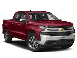 New 2019 Chevrolet Silverado 1500 LT Trail Boss Crew Cab Pickup In ...