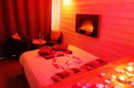 chambre ambiance romantique chambre pour nuit romantique