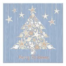 Seashell Christmas Tree Skirt by Starfish Christmas Tree Gifts On Zazzle