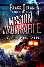 Mission Inadvisable 13 Black Ocean By Morin JS