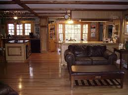 Our Ranch Style Home Offers A Rustic
