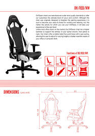 Dxracer Gaming Chair Cheap by Amazon Com Dxracer Racing Series Doh Re0 Nw Newedge Edition