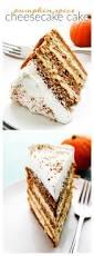 Desserts With Pumpkin Pie Filling by Pumpkin Spice Cheesecake Cake Recipe Kid Pumpkin Pies And