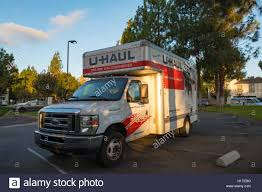 Uhaul Moving Truck Stock Photo, Royalty Free Image: 121625380 - Alamy Its Not Your Imagination Uhaul Says Everyone Is Moving To Florida Ford Service Ramp Truck A Super Duty Truck Fi Flickr Kokomo Circa May 2017 Moving Rental Location Uhaul Slams Into Vip Wear Clothing Store On West Outer Should You Rent A For Fun An Invesgation How I Converted Uhaul Into Mobile Food Buildout From Why The Be The Most Car Drive Thrillist One Way Elegant My Apartment Storage Full Of Junk Yelp Share 247 Disrupts Selfmove Industry Myrtle Beach Named No 25 In Growth City Sc Jumps