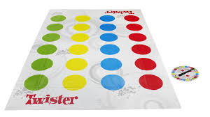 Buy The New Twister Board Game