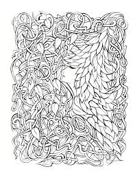 Coloring Pages For Adults Enchanted Forest 10 Adult Books To Help You De Stress