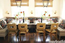 Banquette Dining Room Furniture Fabulous Design Ideas For Breakfast Nook Kitchen