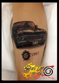 Image Result For 67 Impala Tattoo