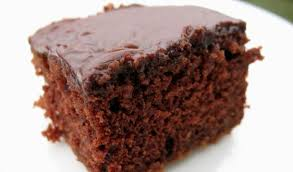 I discovered this cake recipe years ago and it s been a favorite in my house since The best part is that you ice the cake while it s still warm so the