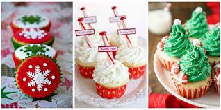 19 Cute Christmas Cupcake Ideas