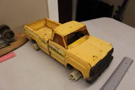 Vintage Tonka Truck And Wooden Skateboard Vintage Tonka Cement Truck Etsy Tonka Truck Donated To Toy Museum Whiteboard Product Vintage Pickup Truck Grande Estate Auction Metal Dump Green Yellow Pressed 13190 Ebay Road Grader 100 Pclick 4900 Rusty Excavator Olde Good Things Red Delivery Van Trucks And Steel 4x4 Pickup 50 Similar Items 1976 Gas Turbine Hydraulic Johns Petro Crane In Southsea Hampshire Gumtree