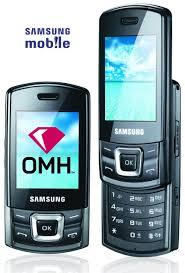 "SAMSUNG UNVEILS WORLD S 1st UNLOCKED CDMA ""OMH"" MOBILE PHONE"
