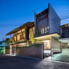 100 Thai Modern House Baan Yo Yen TACHA Design ArchDaily