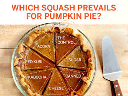 Bake Pumpkin For Pies by Best Squash For Pumpkin Pie Devour Cooking Channel