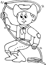 Coloring Pages Boy And Bestofcoloring