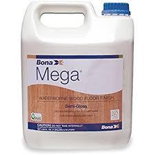 Bona Wood Floor Polish Matte by Bona Mega Wood Floor Finish Satin 1 Gallon Floor Smoothing And