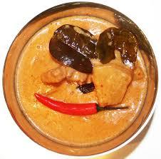 la cuisine de bernard curry au porc et à l ananas