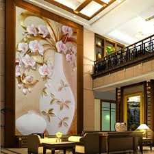 Custom 3D Mural Wallpaper Embossed Flower Vase Stereoscopic ... 22 Modern Wallpaper Designs For Living Room Contemporary Yellow Interior Inspiration 55 Rooms Your Viewing Pleasure 3d Design Home Decoration Ideas 2017 Youtube Beige Decor Nuraniorg Design Designer 15 Easy Diy Wall Art Ideas Youll Fall In Love With Brilliant 70 Decoration House Of 21 Library Hd Brucallcom Disha An Indian Blog Excellent Paint Or Walls Best Glass Patterns Cool Decorating 624