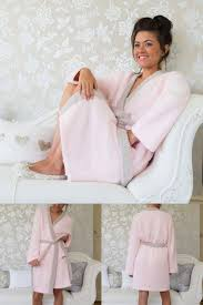 Bedroom Athletics Slippers by Bedroom Athletics Super Soft Pink Dressing Gown And Slippers