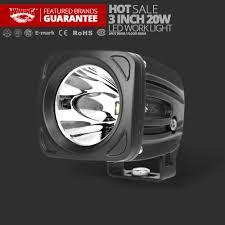 100 Work Lights For Trucks Led ATV 3 Inch 20W LED Driving Light For Off Road Racing