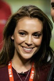 Actress Alyssa Milano Is 44 On Dec 19