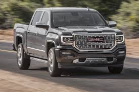 2016 GMC Sierra Denali 1500 4WD First Test Review - Motor Trend First Drive Preview 2019 Gmc Sierra 1500 At4 And Denali Top Speed Martys Buick Is A Kingston Dealer New Car 2013 Crew Cab Review Notes Autoweek 2014 Test Truck Trend 2016 Review Autonation Automotive Blog New 2017 Ultimate Full Start Up Pressroom Canada Bose 20 2500 Hd Spied With Luxurylevel Upgrades Carprousa