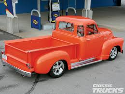 1952 Chevy/GMC Pickup Truck - Brothers Classic Truck Parts