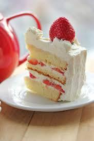 A Slice of Strawberry Shortcake by StrangeWonderland