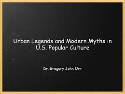 Confirmed Halloween Candy Tampering by Urban Legends And Modern Myths In U S Popular Culture Dr Gregory