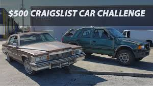 Cars For 500 Dollars On Craigslist - Best Car Reviews 2019-2020 By ...