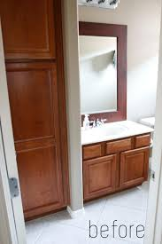 Small Bathroom Remodels Before And After by Rustic Bathroom Ideas Hgtv