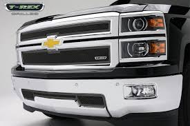 100 Chevy Truck Accessories 2014 TRex Silverado 1500 Grilles Available Now STILLEN Garage