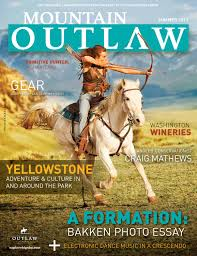 2013 Summer Mountain Outlaw By Partners