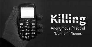 New Bill tar s Anonymous Prepaid Burner phones by requiring