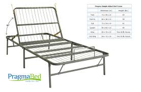Adjustable Bed Frame For Headboards And Footboards by Light Weight Adjustable Metal Bed Frame